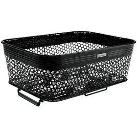 Electra Linear QR Mesh Basket Low Profile with Net black